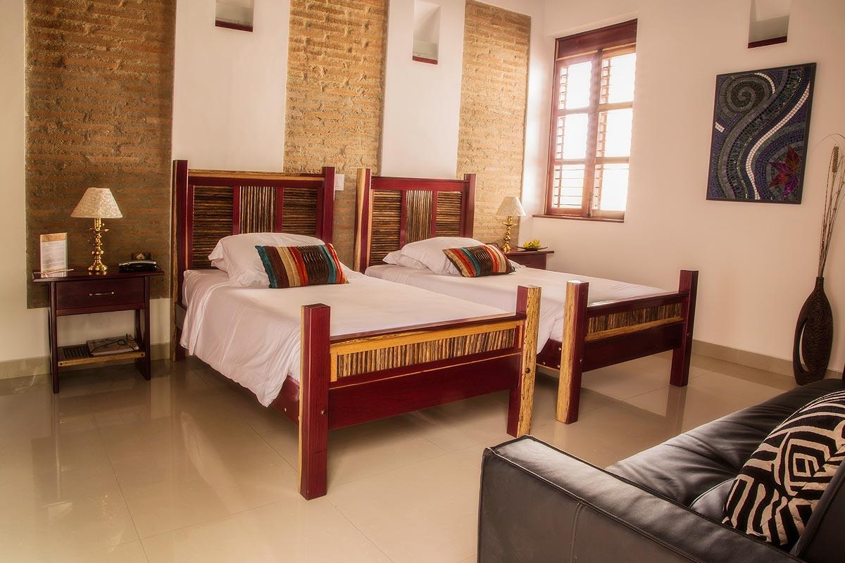 Casa de Isabella - Second Floor Room