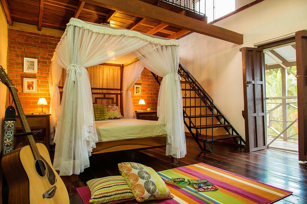 Villa Maria - Family Room